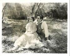 *HE WHO GETS SLAPPED (1924) Norma Shearer & John Gilbert Romantic Woods Scene