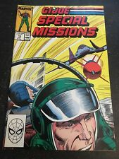 Gi-joe Special Missions#16 Awesome Condition 8.0(1986)