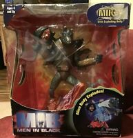 1997 New MIB Galoob Men In Black Mikey Action Figure