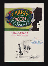 CHARLIE and The CHOCOLATE FACTORY (1964) ROALD DAHL, 1st Edition, 2nd Issue