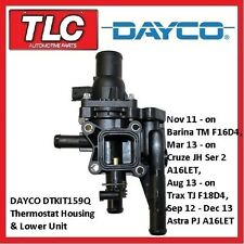DTKIT159Q Dayco Thermostat & Base Barina TM F16D4 Cruze JH2 A16LET Trax TJ F18D4