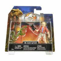 Jurassic World DR. ELLIE SATTLER Action Figure Play Set Mattel Sealed