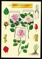 Bloc Feuillet 1999 N°24 Timbres France Neufs - Roses Anciennes