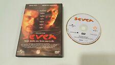 Seven (DVD, 2000) PAL Region 2 Germany