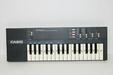 Casio PT-100 Keyboard Synthesizer Electronic Musical Instrument - Tested Working