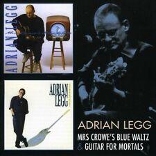 Adrian Legg - Mrs Crowe's Blue Waltz / Guitar for Mortal [New CD] UK - Import