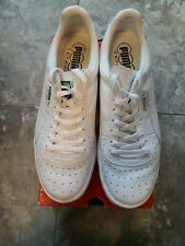 """Puma GV Special Mens sneaker #343569 42 size 11 white """"classic"""" """"vintage"""""""