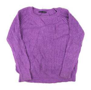 Atmosphere Purple Womens Jumper Size 12 (Regular)