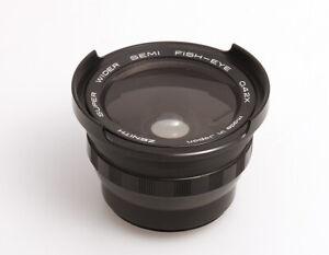 Zenith Super Wider Semi Fish-Eye 0,42x Fischaugen-Vorsatz