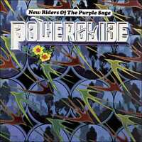 NEW RIDERS OF THE PURPLE SAGE : POWERGLIDE (CD) sealed
