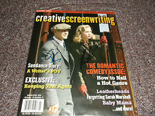 George Clooney Renee Zellweger  signed in person 2008 Leatherheads photo
