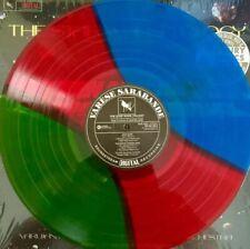 John Williams Star Wars Trilogy Lightsaber Blue Red Green Colored LP Vinyl OOP