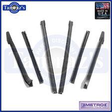 66-70 Full Size GM Convertible Top Weatherstrip Seal Kit RR1811B Metro USA MADE