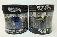 Hot Wheels Oil Can Hot Rod Series '34 Mooneyham & Sharp '32 Model T Ford Limited