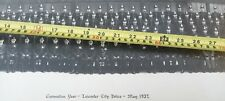 More details for leicester police constabulary 1937 coronation panoramic photograph