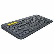 Logitech wireless keyboard thin small K380BK Bluetooth K [do2]