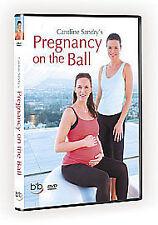 Pregnancy On The Ball With Caroline Sandry (DVD, 2012) New FREE UK POSTAGE