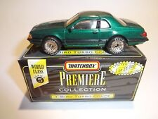 MATCHBOX Superfast - Premiere Collection - T-Bird Turbo Coupe - in ovp - Serie 5