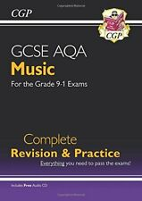 New GCSE Music AQA Complete Revision & Practice (with Audio CD) - for the Grad,