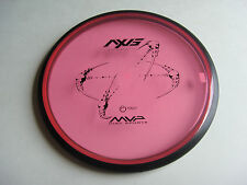 Disc Golf Mvp Axis Proton Mid-Range Maple Valley Plastics 177g. Straight! Pink