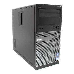 ORDENADOR SOBREMESA DELL OPTIPLEX 790 TORRE CORE I3-2120 4GB 500GB WINDOWS 10