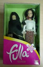 """*FIRST EDITION* Fulla 12"""" Middle Eastern Islamic Doll with Outdoor/Indoor Outfit"""