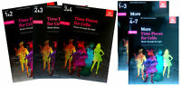 Time Pieces & More time Pieces for Cello ABRSM by Black & Harris Vol 1,2,3