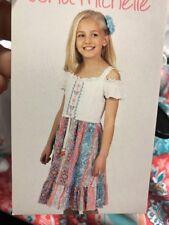 Jona Michelle Girl Dress Size 6 NWT
