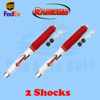 "Rancho RS5000 Rear 0-1"" Lift Shocks for Mitsubishi Pajero 4WD 92-00 Kit 2"