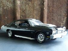 ERTL 1970 Chevy Chevelle SS Baldwin Motion 1:18 Diecast Car American Muscle