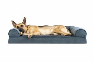 XX-Large Big Dog Bed Sofa K9 Pet Warm Couch Memory Foam Orthopedic Cushion Jumbo