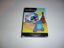 Disney Lilo and Stitch  - AKQJ Poker Style playing card set