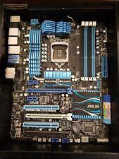 Asus P8Z68 Deluxe/GEN3, LGA 1155, Intel Motherboard