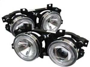Headlight Set-Halo Projector Headlights SPYDER AUTO 5008732