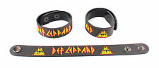Def Leppard NEW! Rubber Bracelet Wristband Free Shipping Hysteria aa188
