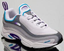 Reebok Classic Daytona DMX Womens White Casual Lifestyle Sneakers Shoes DV9617