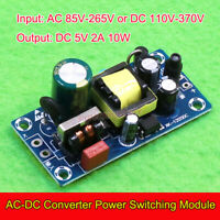 AC-DC Power Supply Module Switching Converter Power Board AC 220v To DC 5V 2A
