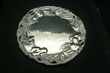 """AUTHENTIC ARTHUR COURT HORSE EQUESTRIAN  TRAY /PLATTER….12""""... NEW"""