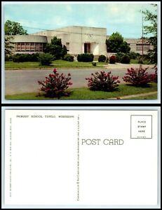 MISSISSIPPI Postcard - Tupelo, Primary School CF