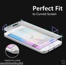 Curved Gorrila Strong Tempered Glass Screen Protector for Samsung Galaxy S6 Edge
