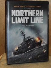 Northern Limit Line (DVD, 2015) Mu-Yeol Kim Goo Jin Hyun-woo Lee