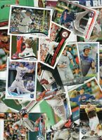 7 DIFFERENT CARD LOT OF TOPPS COMMONS U PICK YEAR/SET
