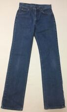 Vtg Lee Riders Jeans 27x31 Scoville Zipper Made In USA Capitol E Rivets