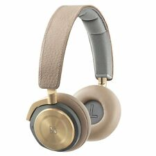 B&O PLAY Bang Olufsen Beoplay H8 Wireless On-Ear Headphones Argilla Bright gold