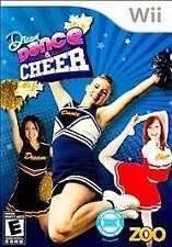 Dream Dance & Cheer Nintendo Wii Game >Brand New - In Stock - Fast Ship<