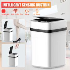 10L Automatic Smart Auto Sensor Dustbin Trash Can Waste Bin Kitchen Garbage