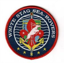 White Stag Sea-Rovers Scout Patch Badge