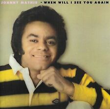 Johnny Mathis - When Will I See You Again   Ultra Rare CD