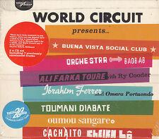 WORLD CIRCUIT presents.... - various artists 2 CD
