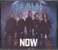 Def Leppard Now PROMO EU Import CD Single
